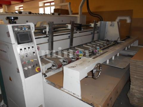 HFG 1228 S unused auto folder-gluer